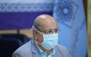 کاهش ۵۰ درصدی ترخیص بیماران کرونایی از بیمارستان های استان تهران  طی شبانه روز گذشته