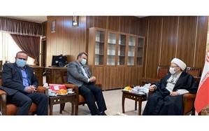 آملی لاریجانی با رضایت از مصوبه منطقه آزاد مازندران، برای توسعه استان اعلام آمادگی کرد