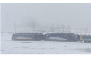 راه آهن شمال ۲ برای مواجهه با مشکلات احتمالی بارش ها آماده است