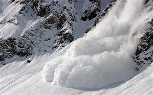 هشدار ریزش بهمن در راههای کوهستانی تالش