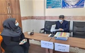 بازدید رئیس اداره تربیت بدنی و فعالیتهای ورزشی از مدارس شهرستان دشتستان انجام شد