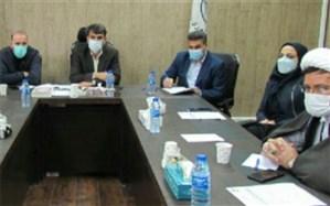 بررسی مسائل و مشکلات بخش کارگری درجلسه شورای اسلامی شهرستان اسلامشهر