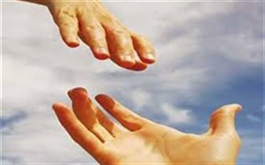 کمک با دستهای خالی