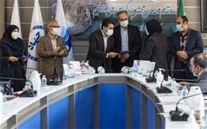 اختتامیه طرحهای دانش آموزی داناب و سواد آبی در البرز برگزار شد