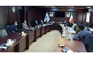نشست نمایندگان کارگروههای سمپاد با معاونان سازمان استعدادهای درخشان