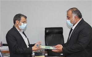 معاون پشتیبانی و توسعه مدیریت شهرستان دشتستان منصوب شد