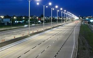 صرفه جویی ۵۰۰ مگاواتی با حذف روشنایی غیرضروری در معابر