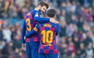 شوک بزرگ به هواداران بارسلونا؛ آقای ستاره نیم فصل از فوتبال خداحافظی میکند