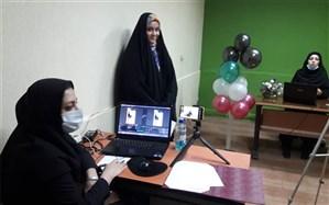 افتتاحیه جشنواره نوجوان سالم  در بستر فضای مجازی برگزار شد