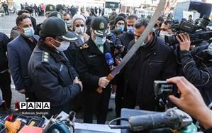 دستگیری ۶۷۰ سارق و مالخر در چهلمین طرح رعد