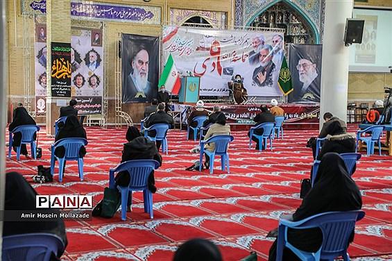 مراسم گرامیداشت حماسه یوم الله ٩ دی در ارومیه