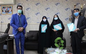 کسب رتبه برتر در مسابقات فرهنگی و هنری فردا چهاردانگه