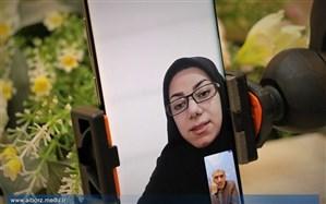 بازدید مدیرکل آموزش و پرورش البرز از کلاس های درس مجازی در مدارس