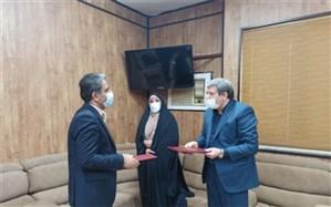 امضای تفاهمنامه تأمین تجهیزات ارتباطی دانشآموزان استثنایی شهرستانهای تهران، کردستان، زنجان و سمنان
