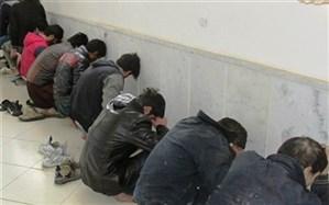 دستگیری 15 معتاد و خرده فروش مواد مخدر در اجرای طرح ارتقاءامنیت اجتماعی در ابهر