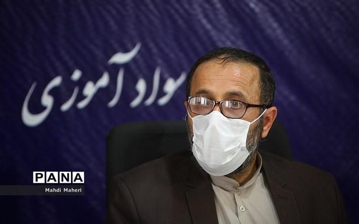 نشست خبری رئیس سازمان نهضت سوادآموزی