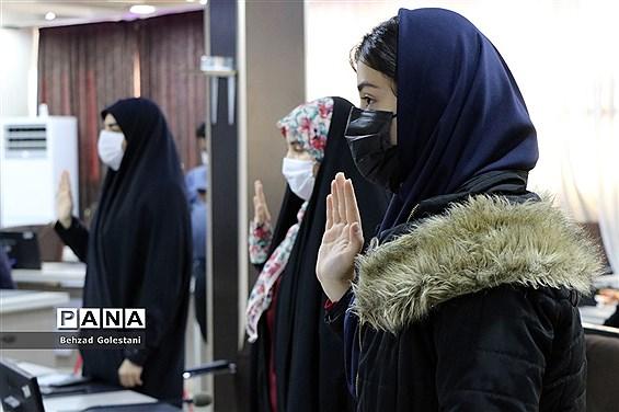 افتتاحیه دهمین دوره مجلس دانش آموزی بصورت مجازی در ارومیه
