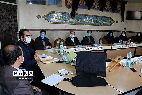 برگزاری کمیته اجرایی حمایت از دانشآموزان بازمانده از تحصیل