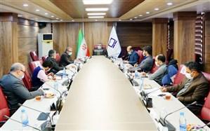 شورای سیاستگذاری فضای مجازی سازمان پژوهش برگزار شد