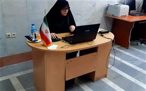 چهارمین وبینار استانی درس تفکر و سبکزندگی به میزبانی ناحیه یک ری برگزار شد