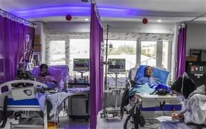 میزان بستری بیماران کرونایی به یک چهارم ماه گذشته رسیده است