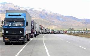 جابجایی ۳ میلیون و ۷۵۲ هزار تن کالا در استان اردبیل