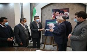 مجتمع آموزشی شهید حاج قاسم سلیمانی در کرمان  ساخته میشود