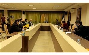 نشست هیات انتخاب جشنواره موسیقی فجر با معاون هنری و مدیرکل موسیقی برگزار شد