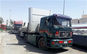 تزانزیت کالا از مرز میلک 25 درصد افزایش یافت
