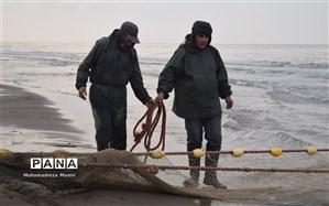 تورهای ماهیگیران پر از مشکل و خالی از ماهی