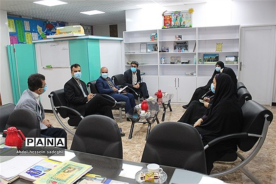 جلسه کیفیت بخشی طرح ها و برنامههای دوره ابتدایی آموزش و پرورش استان بوشهر