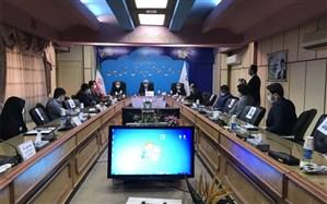 اولین نشست دهمین دوره مجلس دانش آموزی استان گیلان برگزار شد