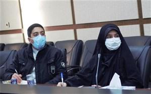 نمایندگان مجلس دانش آموزی در شورای برنامهریزی سازمان دانش آموزی حضور یافتند