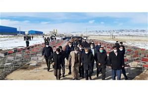 امضای قرارداد اشتغال ۳۰۰ نفر در کارخانه کامیون سازی مشگین شهر