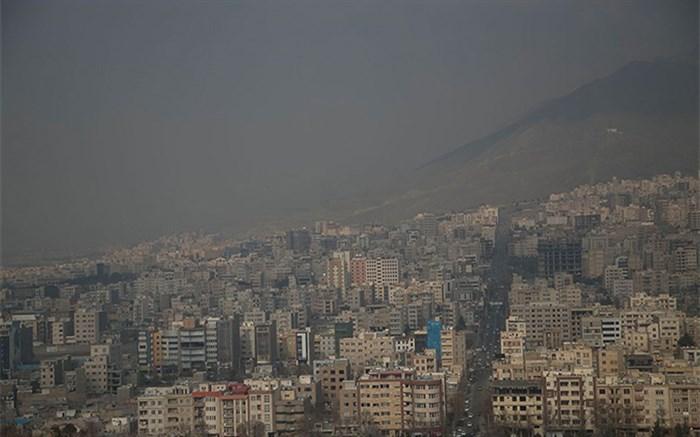 تداوم آلودگی هوا تا پایان هفته جاری در البرز