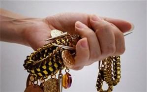 سارق طلاهای ۵۰۰ میلیون تومانی در دام پلیس اهر