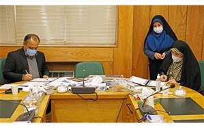 همکاری دفتر زنان و سازمان نوسازی مدارس با امضای تفاهمنامه جدید