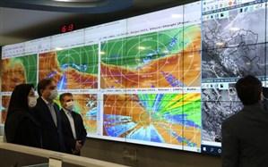 تکمیل سامانه جامع هواشناسی خودکار فرودگاهی رشت