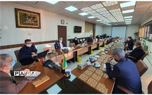 نشست شورای مرکزی انجمن اولیاء و مربیان آموزش و پرورش منطقه یک