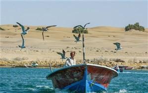مخاطرات جوی-اقیانوسی تهدیدی همیشگی برای صیادی و کشاورزی زرآباد است