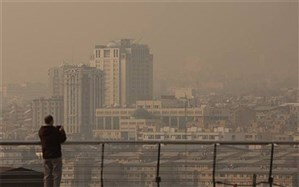 میزان دی اکسید گوگرد در هوای تهران 2 برابر شده است