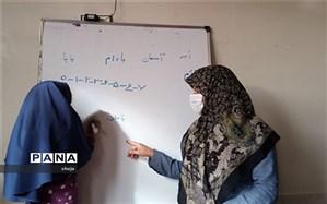 جلوههای ایثار معلمی در فلاورجان