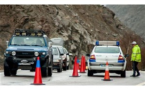 ترافیک نیمه سنگین در 4 محور مواصلاتی