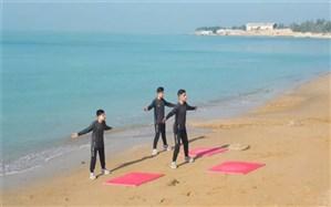طرح ملی تولید فیلم های نرمش و ورزش صبحگاهی در مدارس استان بوشهر آغاز شد