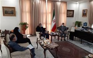 زینیوند خواهان قانونی شدن فرایند ثبتنام و نظارت بر مدارس سفارت خانهها در تهران شد