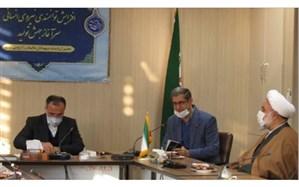 معاون سیاسی شهر تهران در اولین جلسه انتخابات در منطقه 15