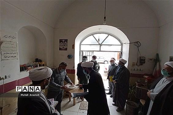 تجلیل از کسبه فعال در امر نماز جماعت  شهرستان خوسف استان خراسان جنوبی