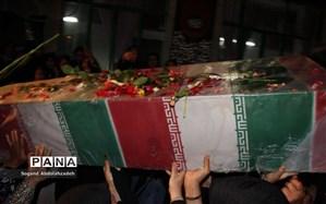 جزئیات مراسم تشییع و خاکسپاری 8 شهید گمنام در مازندران