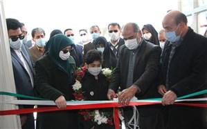 هنرستان دخترانه ۱۲ کلاسه شهر یزد افتتاح شد