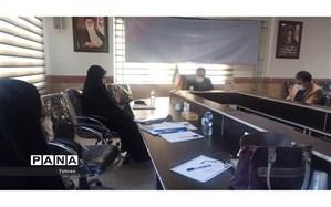 اولین جلسه هماهنگی دبیرخانه های طرح و برنامه های گروه های آموزشی منطقه 3